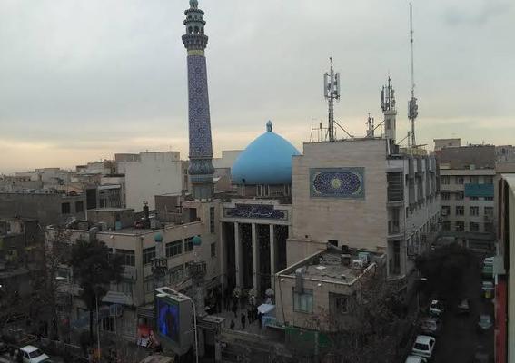 مسجد جامع نارمک