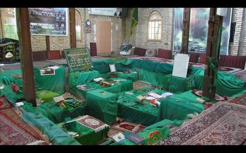 آستان دوازده امام زادگان روستای ملاط