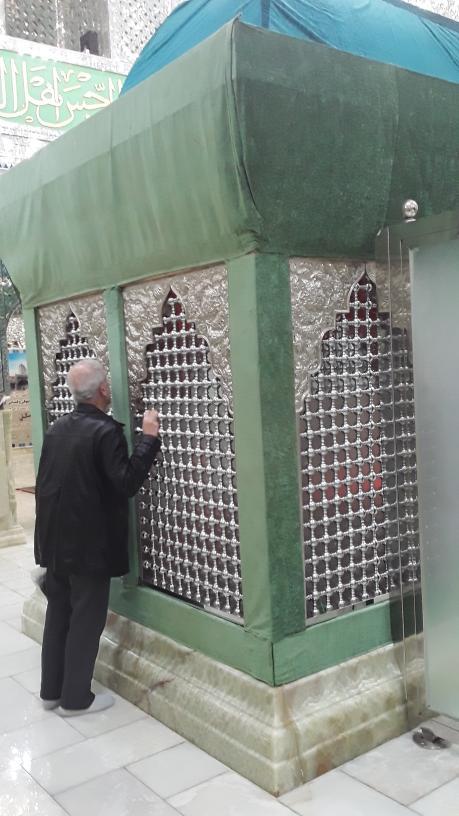 آستانه مقدس امامزاده حسن