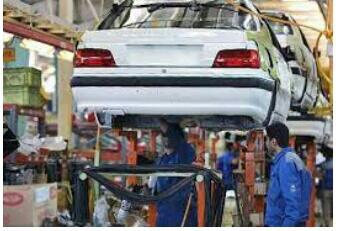 کارخانه ایران خودرو فارس