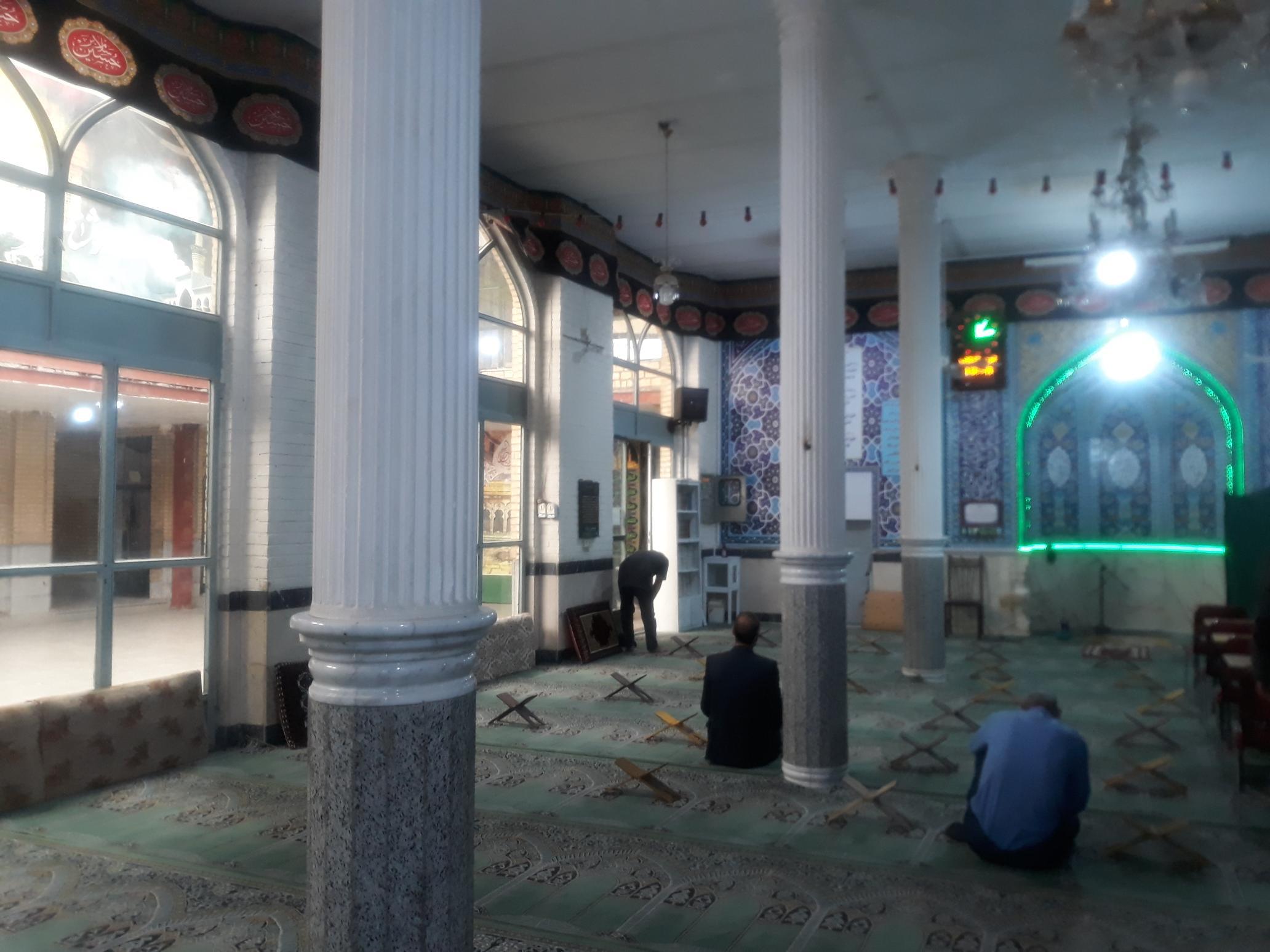 مسجد الحسین ع