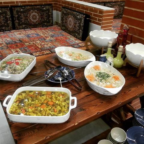 رستوران سنتی شهربانو
