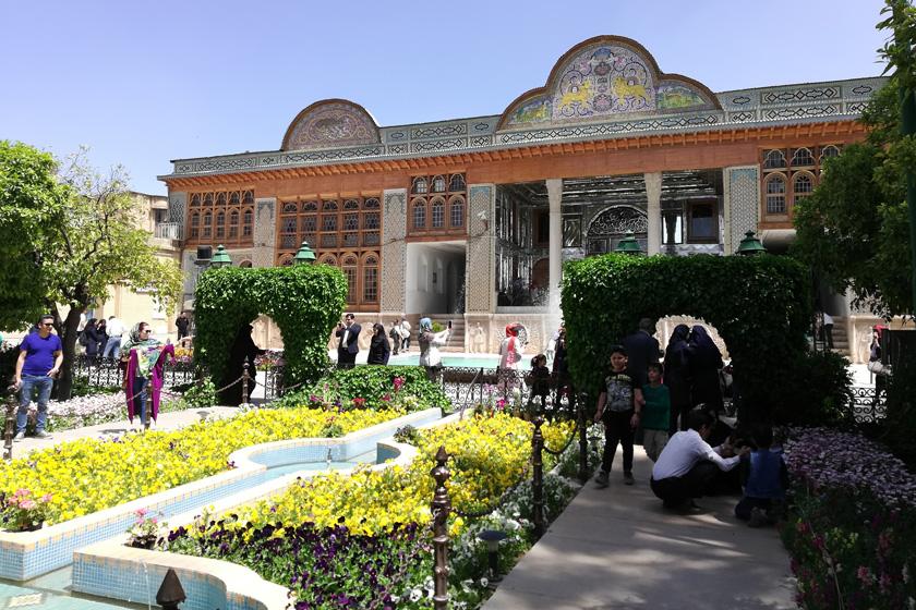 یاغ موزه نارنجستان قوام
