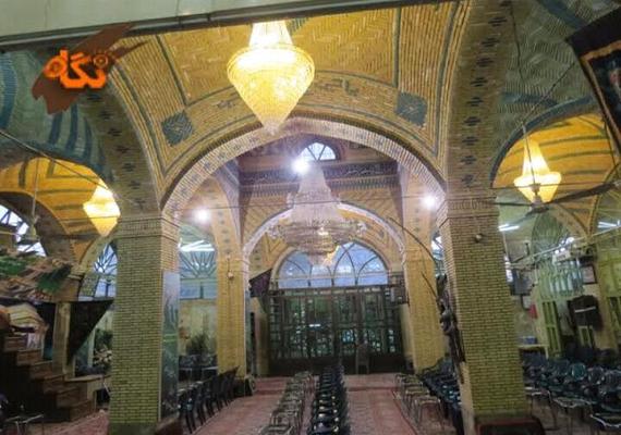 مسجد وتکیه میدان قلعه