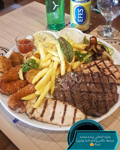 کافه رستوران ژینورا