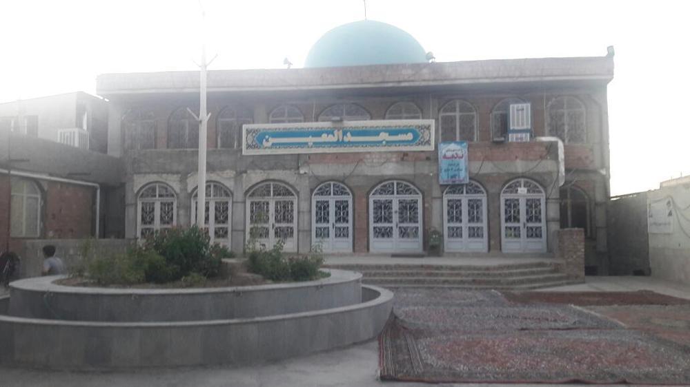 مسجد المعین