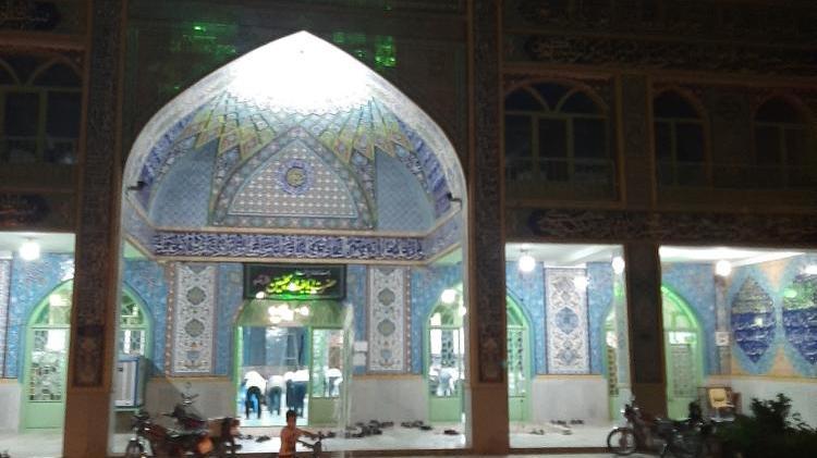 مسجد امام محمد باقر