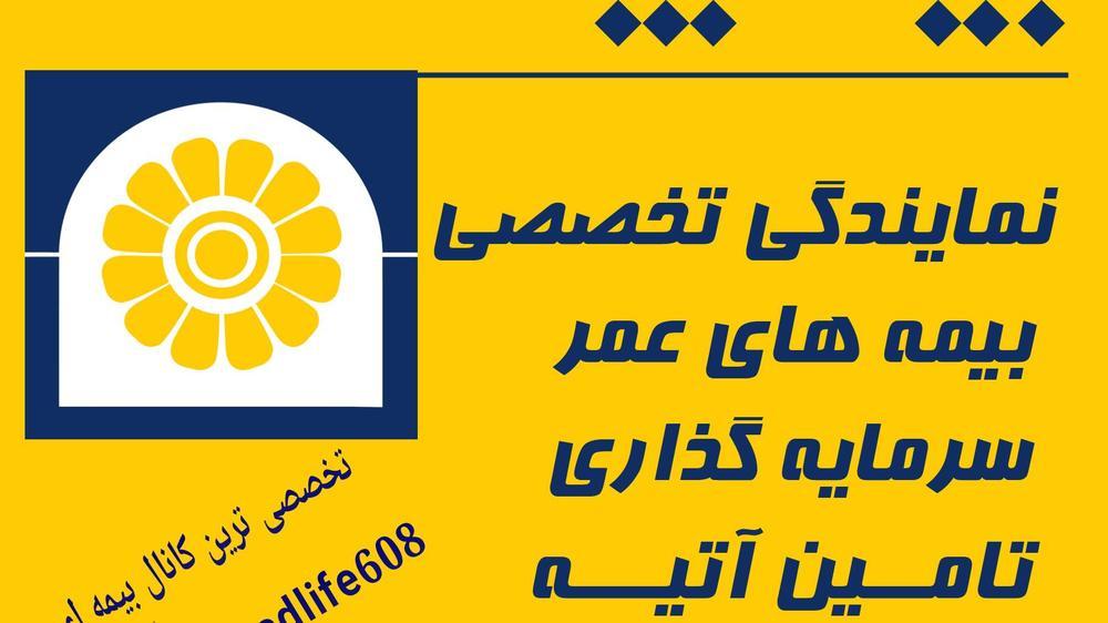 نمایندگی رسمی بیمه عمر و تامین آتیه پاسارگاد آزادمنش کد ۶۰۸
