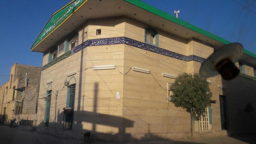 مسجد حضرت زینب کبری سلام الله علیها