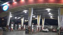 پمپ بنزین شهرآرا