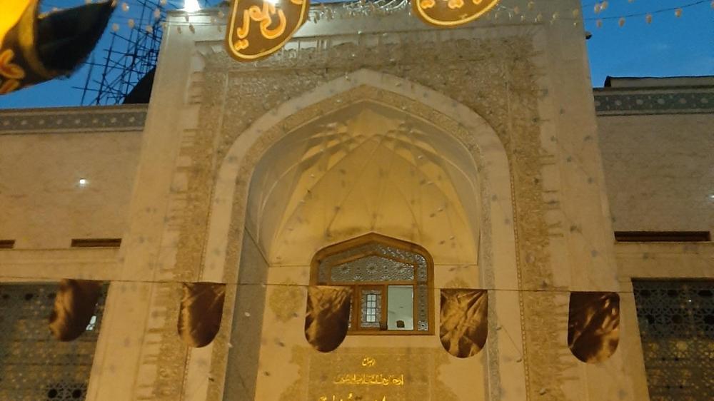 مسجد جامع بقیه الله