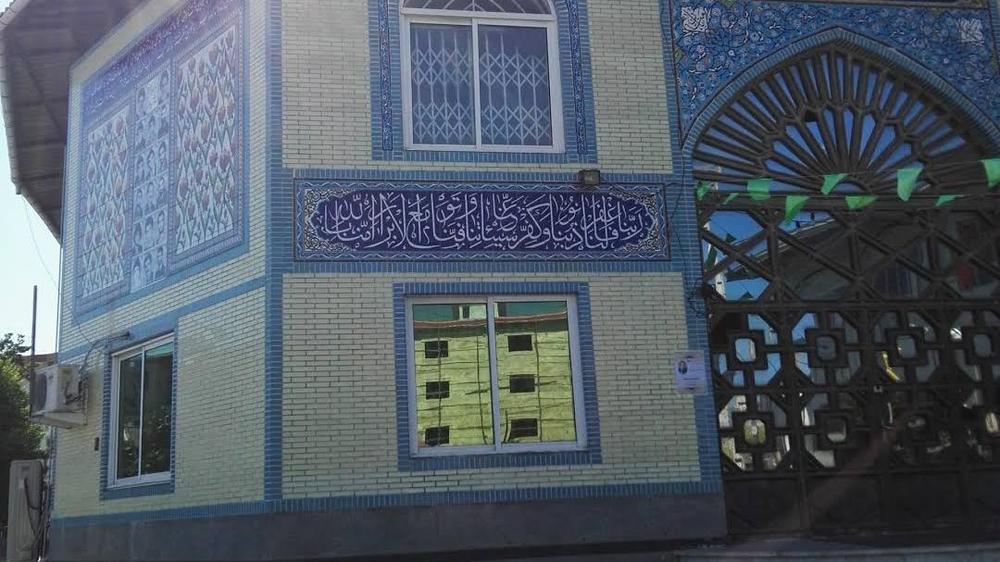 مسجد صاحب الزمان   پسکلایه کوچک