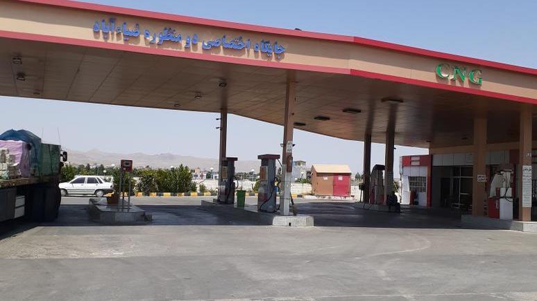 جایگاه سوخت اختصاصی سید اکبر صادقی