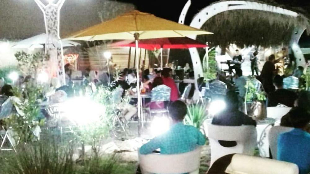کافه رستوران فوکا