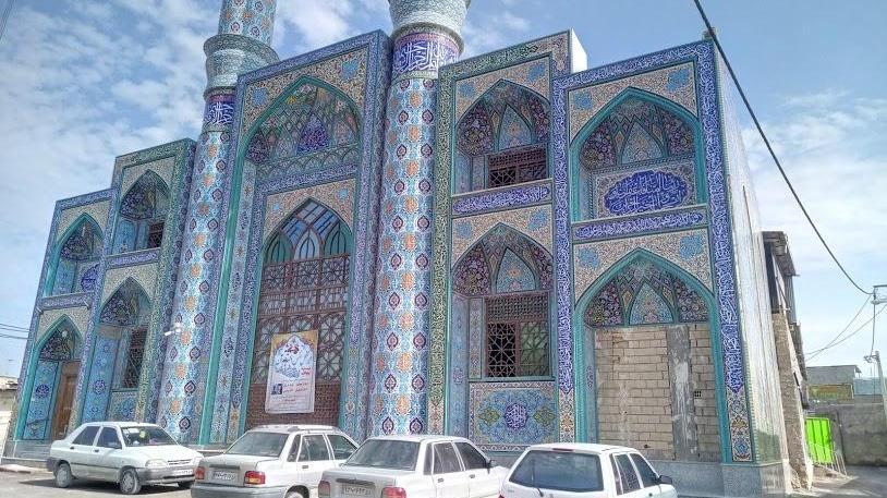 مسجد دلگشا برازجان