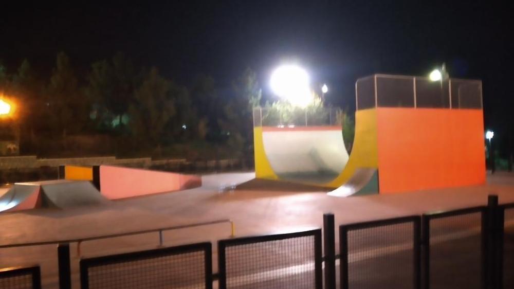 اسکیت پارک لیو