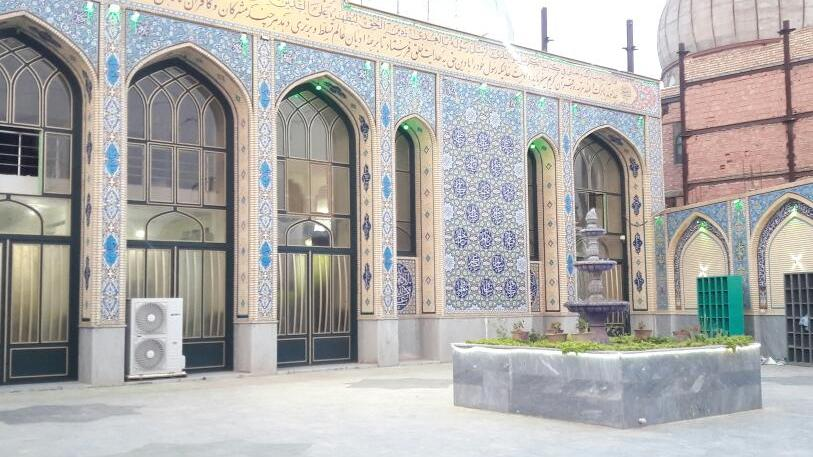 مسجد خاتم الانبیا