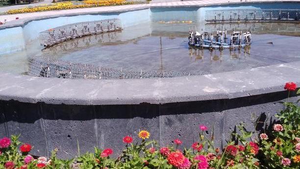 پارک باغ بهشت
