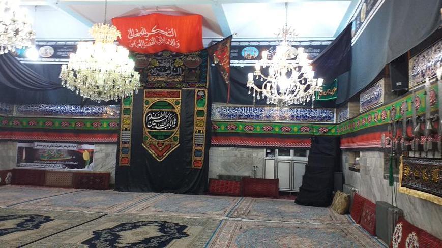 مسجد علی ابن ابی طالب