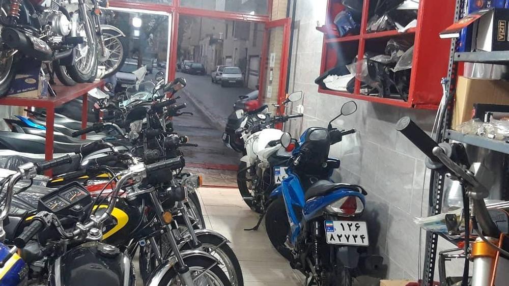 فروشگاه موتورسیکلت ۲۰۰۲