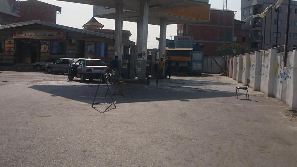 پمپ گاز