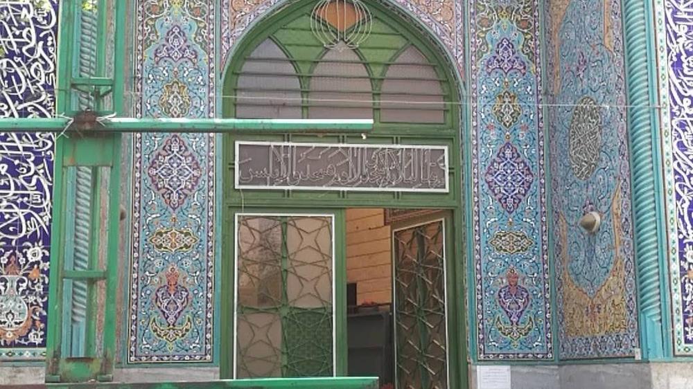 مسجد فاطمه زهرا (س)