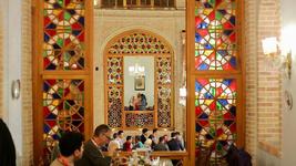 کافه رستوران وکیل التجار