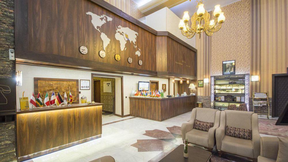 هتل رستوران بوعلی
