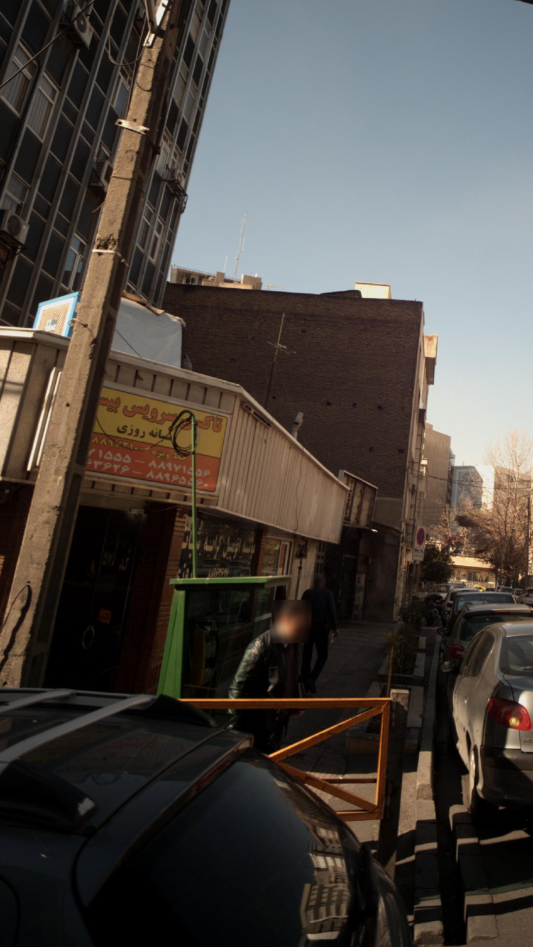 تاکسی سرویس بیستون - شبانه روزی