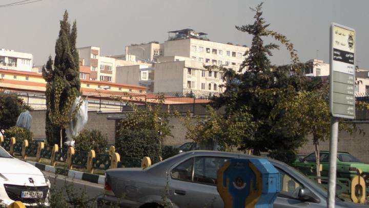 ایستگاه اتوبوس جنت آباد