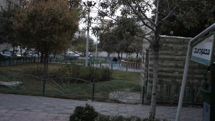 بوستان محمودوند