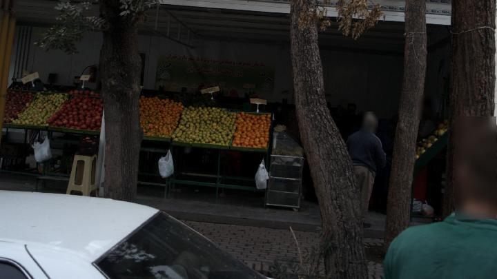 بازار محله ای شهید فدایی