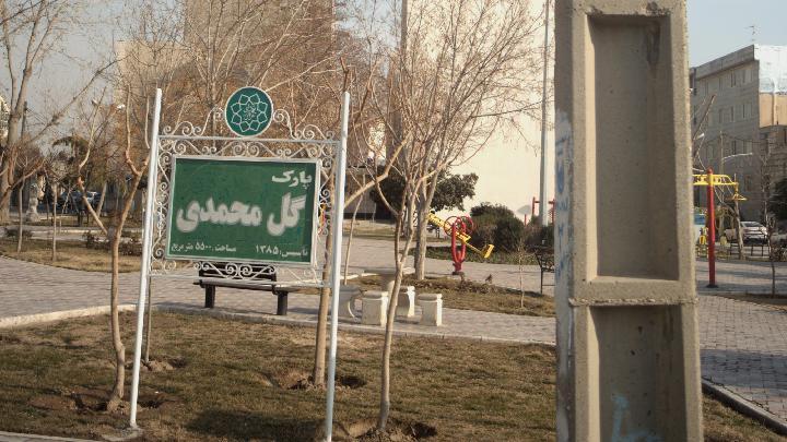پارک گل محمدی
