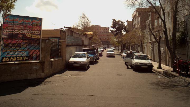 باشگاه بدنسازی شهید گمنام